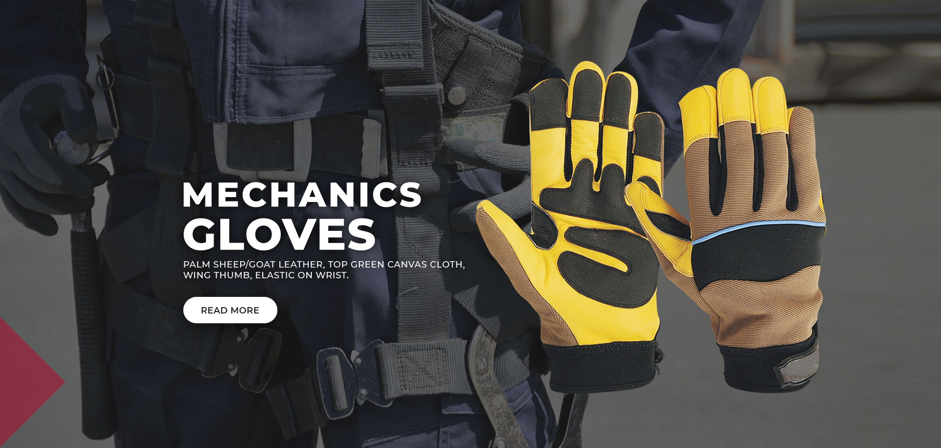 Mechanics Gloves-5